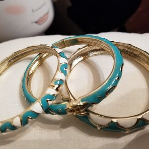 Fashion Jewelry Jewelry - SET OF THREE BANGLE BRACELETS